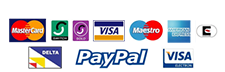 Payments that we accept